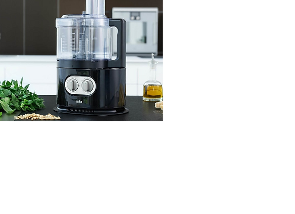 IdentityCollection Food processor FP 5160 Black
