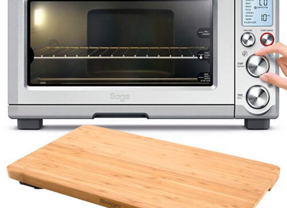 Breville / Sage BOV820BSS the Smart Oven Pro with Element IQ - Silver