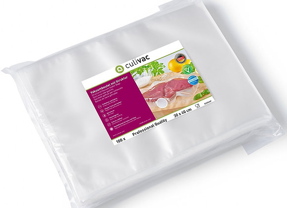 Culivac Vacuum Food Sealer Bags Professional (Made in Germany)
