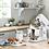 Thumbnail: Kenwood  kMix All White Stand Mixer KMX750AW 5 Litre, 1000 W