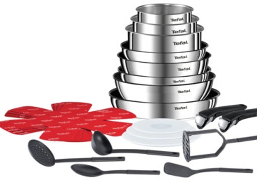 TEFAL INGENIO EMOTION induction pans 22-PIECE SET
