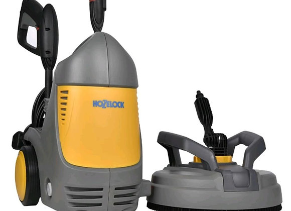 Hozelock Pico Power High Pressure Set with Patio Cleaner, Yellow/Grey