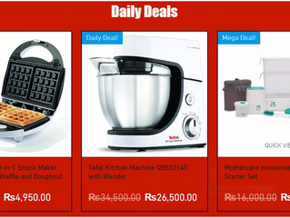 Daily Deals from Kitchen Mate