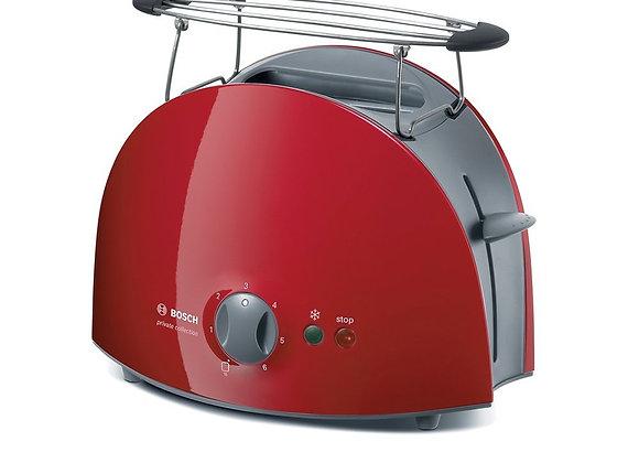 Bosch TAT6104NGB 2 Slice Toaster Red