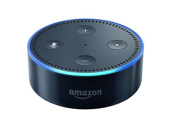 Amazon Echo Dot (2nd Generation), Black