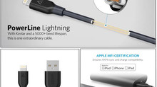 Introducing Anker iPhone cable in Pakistan