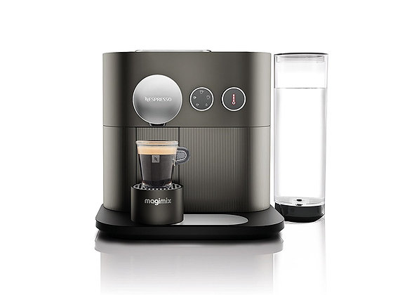 Magimix Nespresso Expert Bluetooth Connected Coffee Machine 11379 - Grey