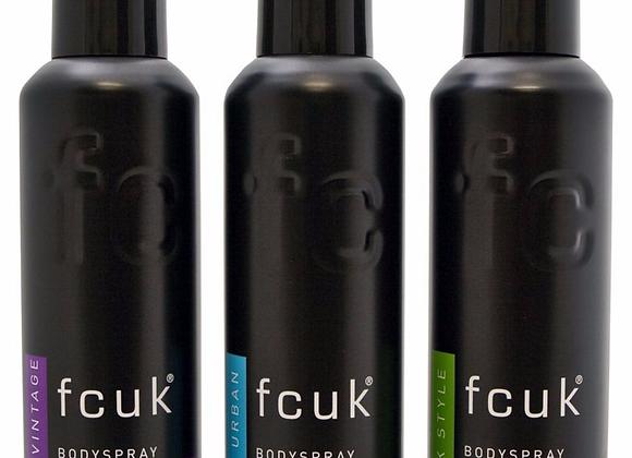 FCUK Body Spray 200 ml UK