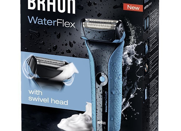 Braun WaterFlex Shaver