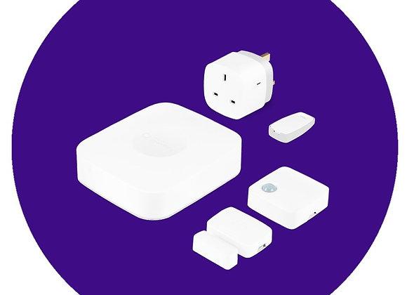 Samsung SmartThings Home Starter Kit