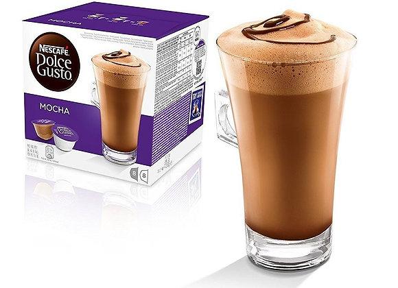 Nescafe Dolce Gusto Mocha 8 Servings
