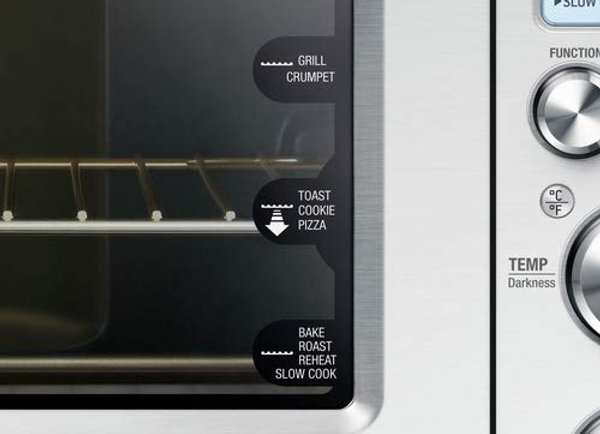 Breville Sage Bov820bss The Smart Oven Pro With Element