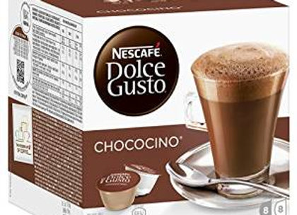 Nescafe Dolce Gusto Chococino 16 Capsules, 8 Servings -