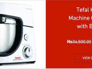 Tefal Kitchen Machine Cheapest Price in Pakistan