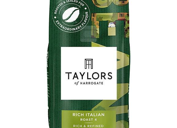 Taylors of Harrogate Rich Italian Coffee Beans, 227g