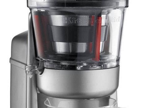 Kitchenaid 5kvj0111bms Artisan Maximum Extraction Slow