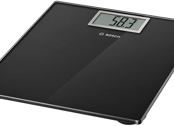 Bosch PPW3401 Bathroom Scale Weighing Scales – Black