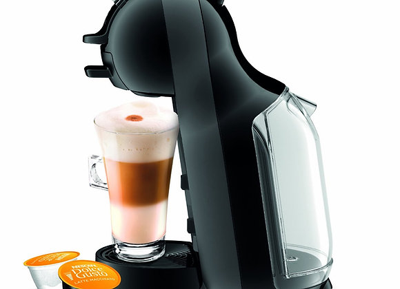 Nescafe Dolce Gusto Mini Me Coffee Capsule Machine by DeLonghi - Piano Black