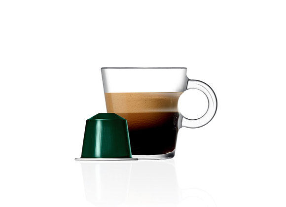 Nespresso Capriccio Espresso Coffee Capsules Pack of 10