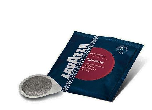 Lavazza Espresso Gran Crema ESE Coffee Pods 44mm (Pack of 10)