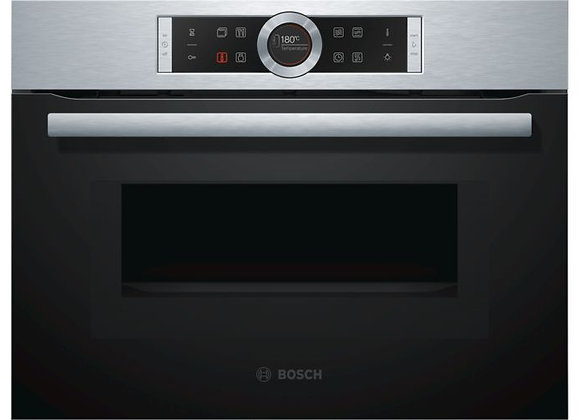 Bosch CMG633BS1M, Stainless steel Compact Oven