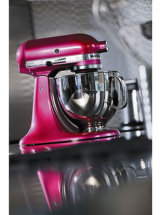 Kitchenaid Raspberry Ice Mixer
