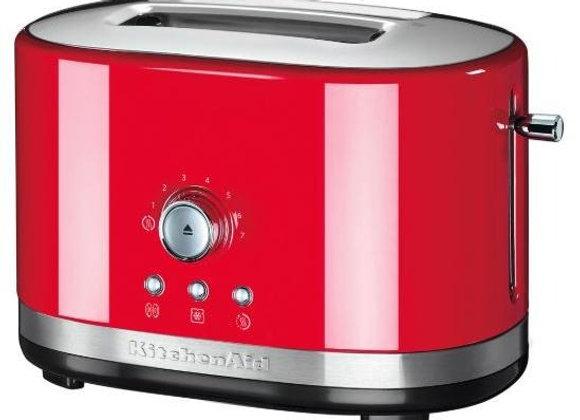 KitchenAid 5KMT2116BER 2Slice Empire Red Toaster