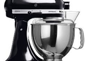 KitchenAid Artisan Mixer 4.8L onyx Black (5KSM175SEOB)