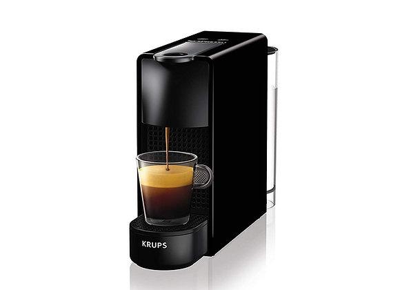 Nespresso Essenza Mini Coffee Machine, Black by Krups