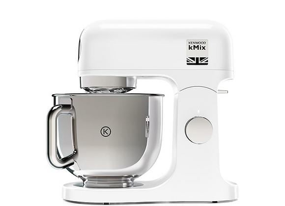 Kenwood  kMix All White Stand Mixer KMX750AW 5 Litre, 1000 W