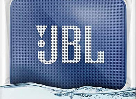 JBL GO2 Portable Bluetooth Speaker with Rechargeable Battery – Waterproof