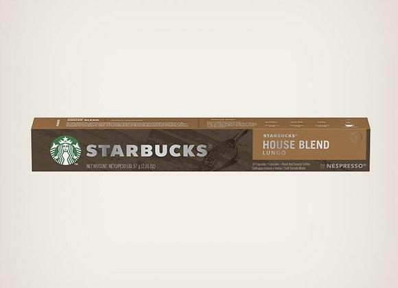 Starbucks by Nespresso House Blend 10pk