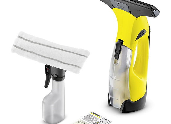 Kärcher WV5 Plus - Window Vacuum Cleaner with charging station & Extra Battery