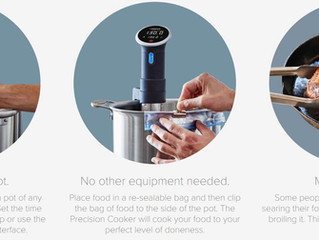 Introducing Sous Vide Cooking in Pakistan