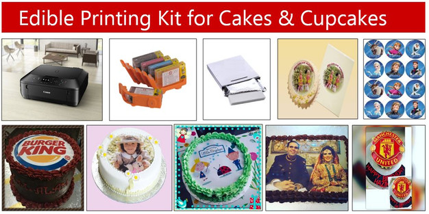 photograph regarding Edible Printable Paper for Cakes identify Edible Cake Printing within just Pakistan