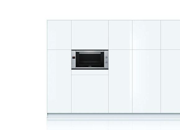 Bosch HVA331BS0 Built-in Single oven