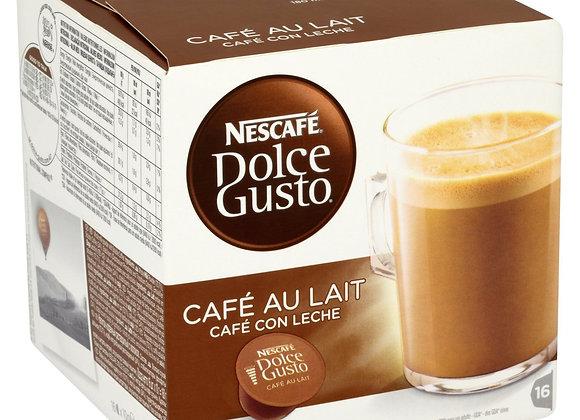 Nescafe Dolce Gusto Cafe Au Lait 16 Servings