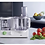 Thumbnail: Braun TributeCollection FX 3030 - food processor - 800 W - white/green
