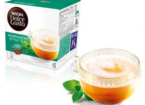 Nescafe Dolce Gusto Marrakesh Style Tea 16 Servings