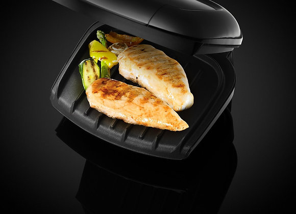 George Foreman 18840 Two Portion Compact Grill