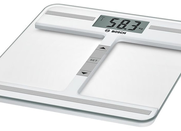 Bosch PPW4212 Personal Scales Ence Step On Index – White