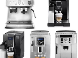 Delonghi Bean to Cup Coffee Machines in Pakistan New Range in Stock Now!