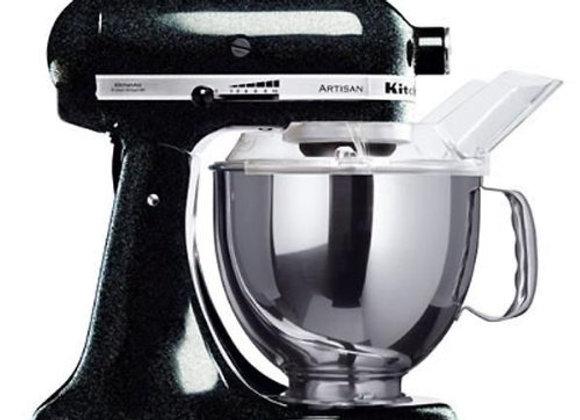 KitchenAid Artisan KSM125 Stand Mixer Caviar Black 4.8l UK 220v
