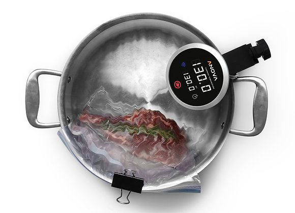 Anova Sous Vide Precision Cooker Bluetooth & WI-FI 220v UK Plug