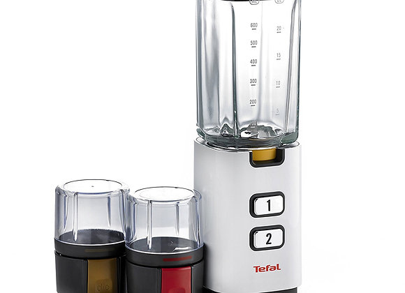 Tefal Fruit Sensation with Accessories BL142140, 300 W Blender with Two Speeds