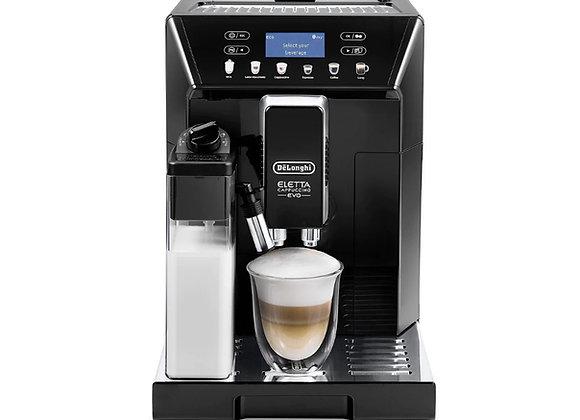 De'Longhi Eletta Cappuccino Evo ECAM46.860.B ean to Cup Coffee Machine