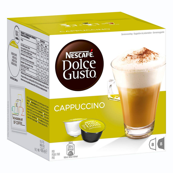 Dolce Gusto Pods now Rs. 1350 Only at Kitchen Mate!
