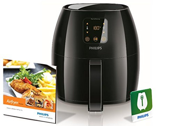Philips HD9240/90 XL Airfryer UK 1.2 kg Black