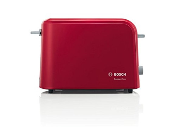 Bosch TAT3A014GB Village Collection Toaster, Two Slice