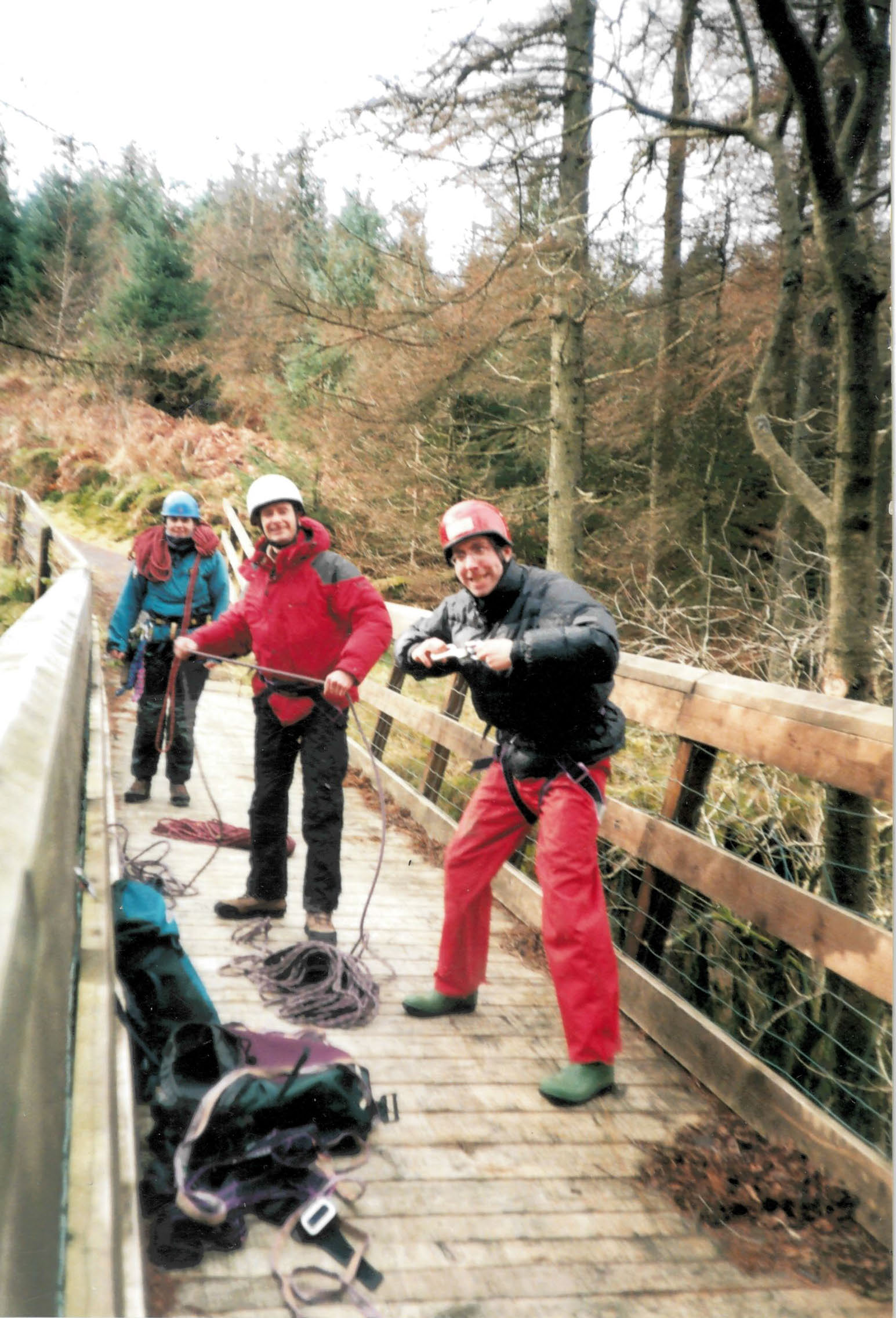 Bridge Abseil Brecon Beacons